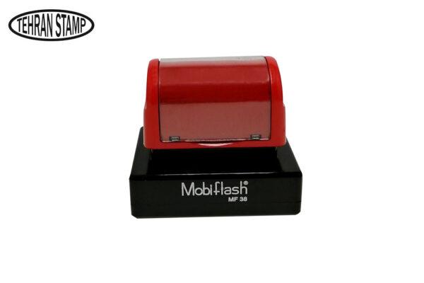 مهر لیزرِی رنگی و نوری Mobiflash MF 38