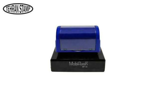 مهر لیزرِی رنگی و نوری Mobiflash MF 44